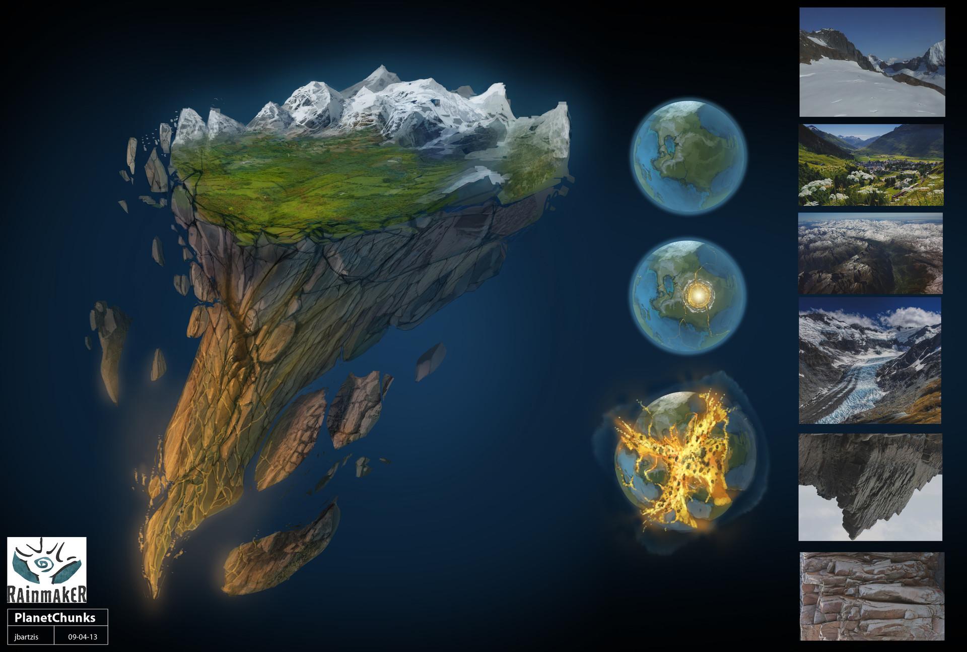 Jeff bartzis planet chunks 004