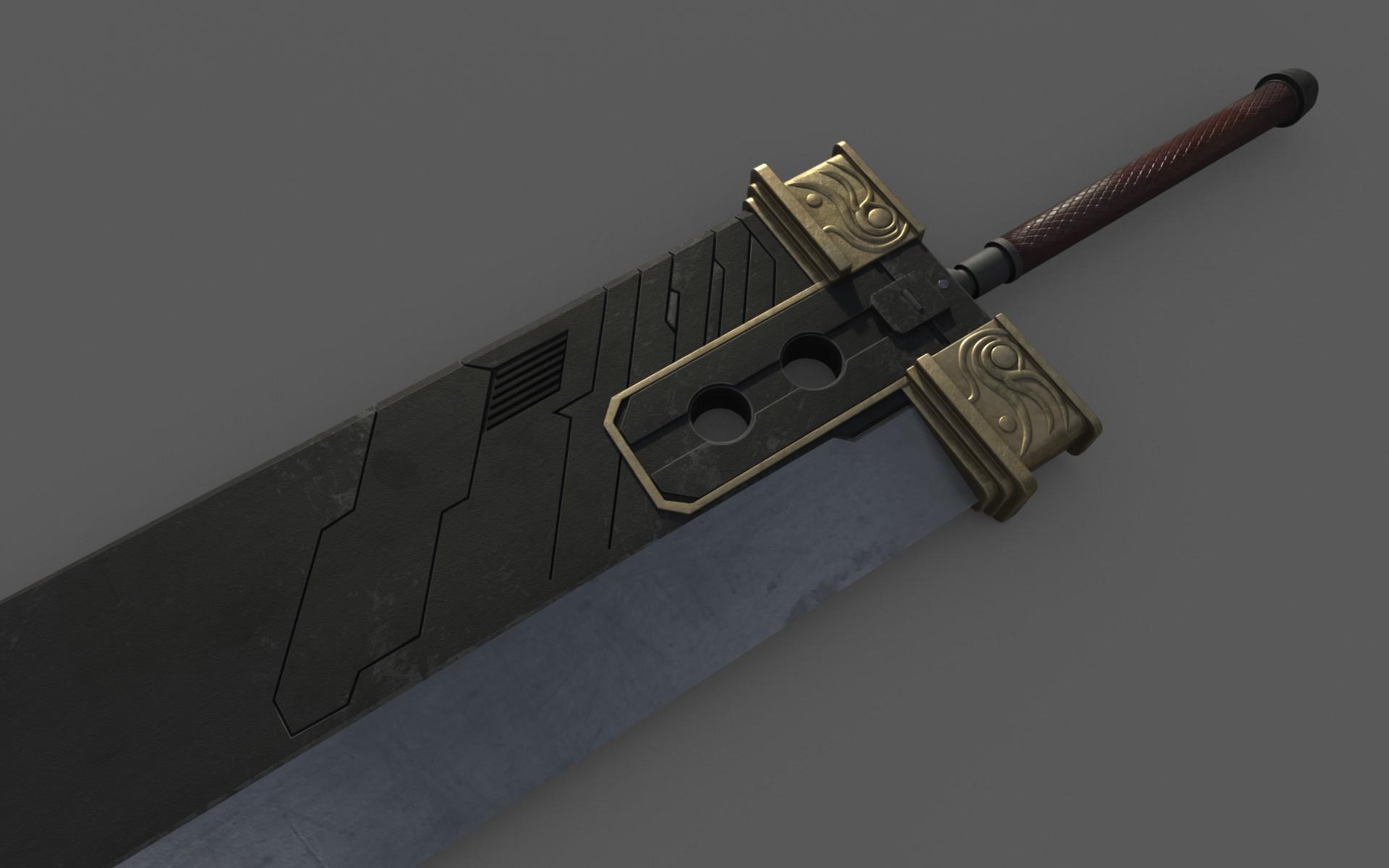 Alex meister sword