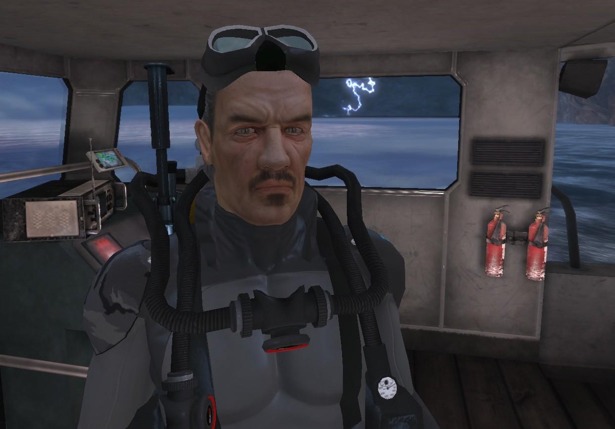 Alejandro gorgal depth hunter