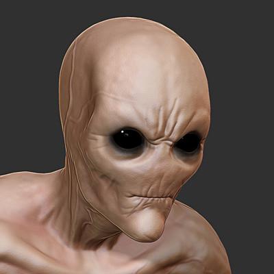 Alejandro gorgal alien wip 12