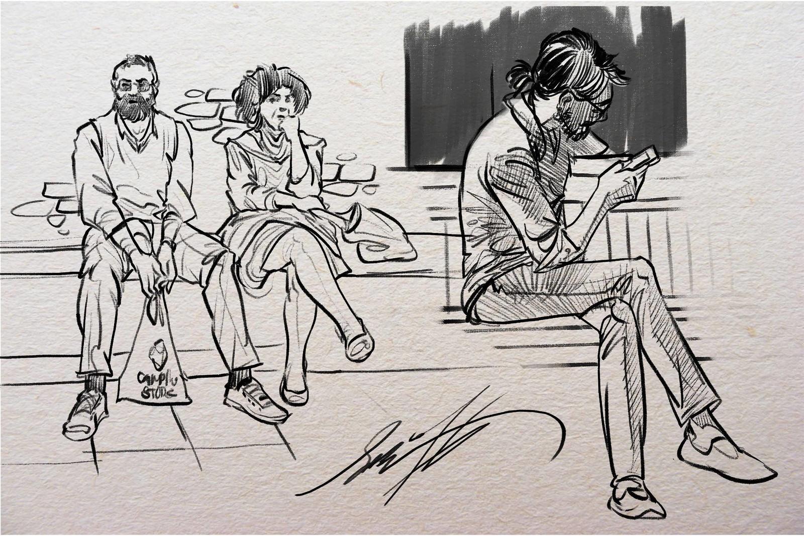 Rapid Sketches