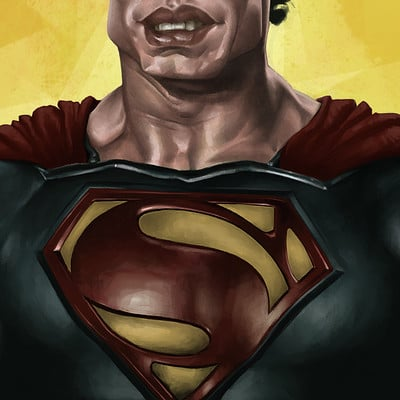 Tony gbeulie man of steel fini