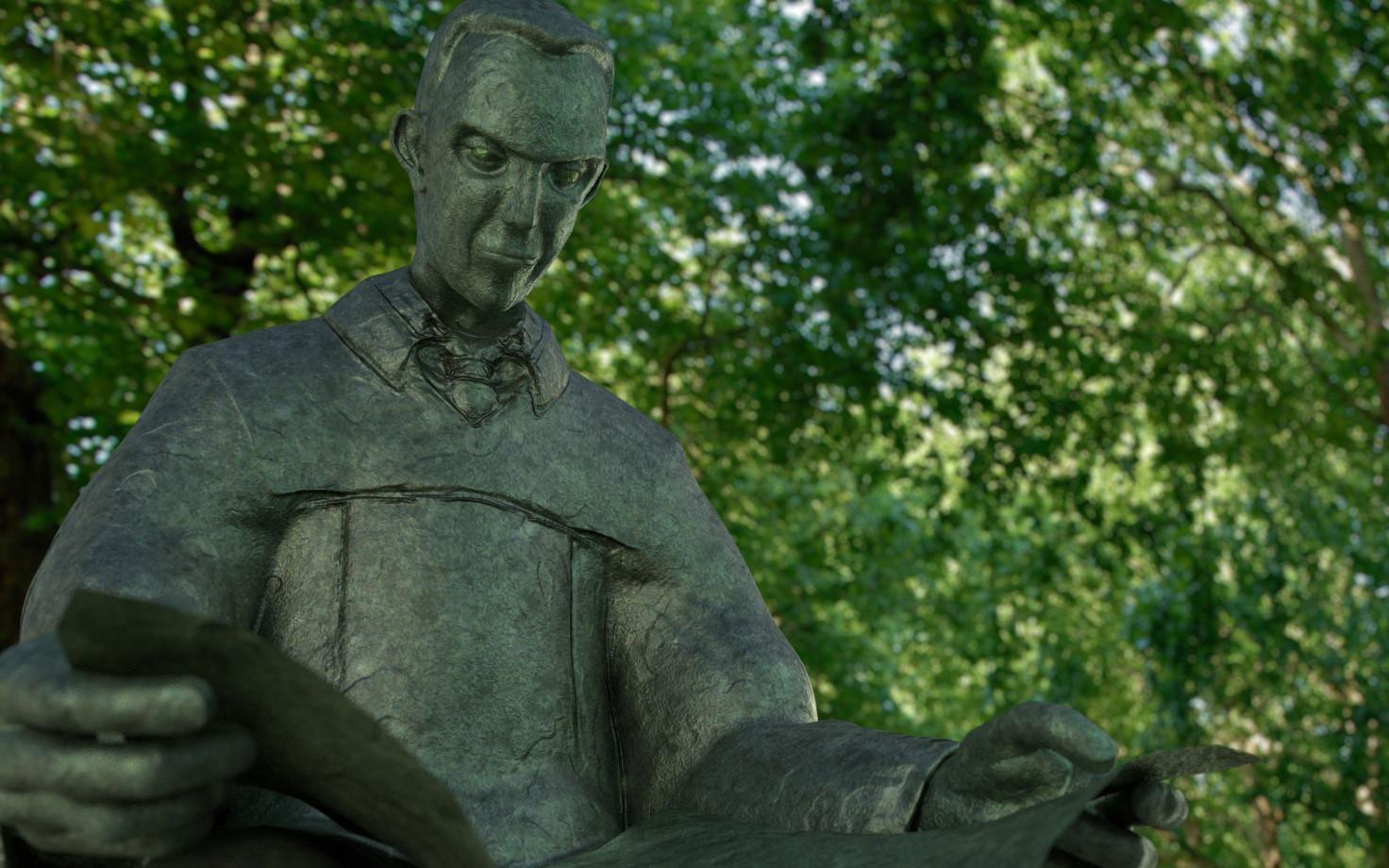 Niagara Falls Tesla Statue