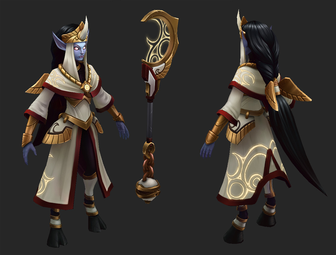 Forest telford soraka cleric screenshot final