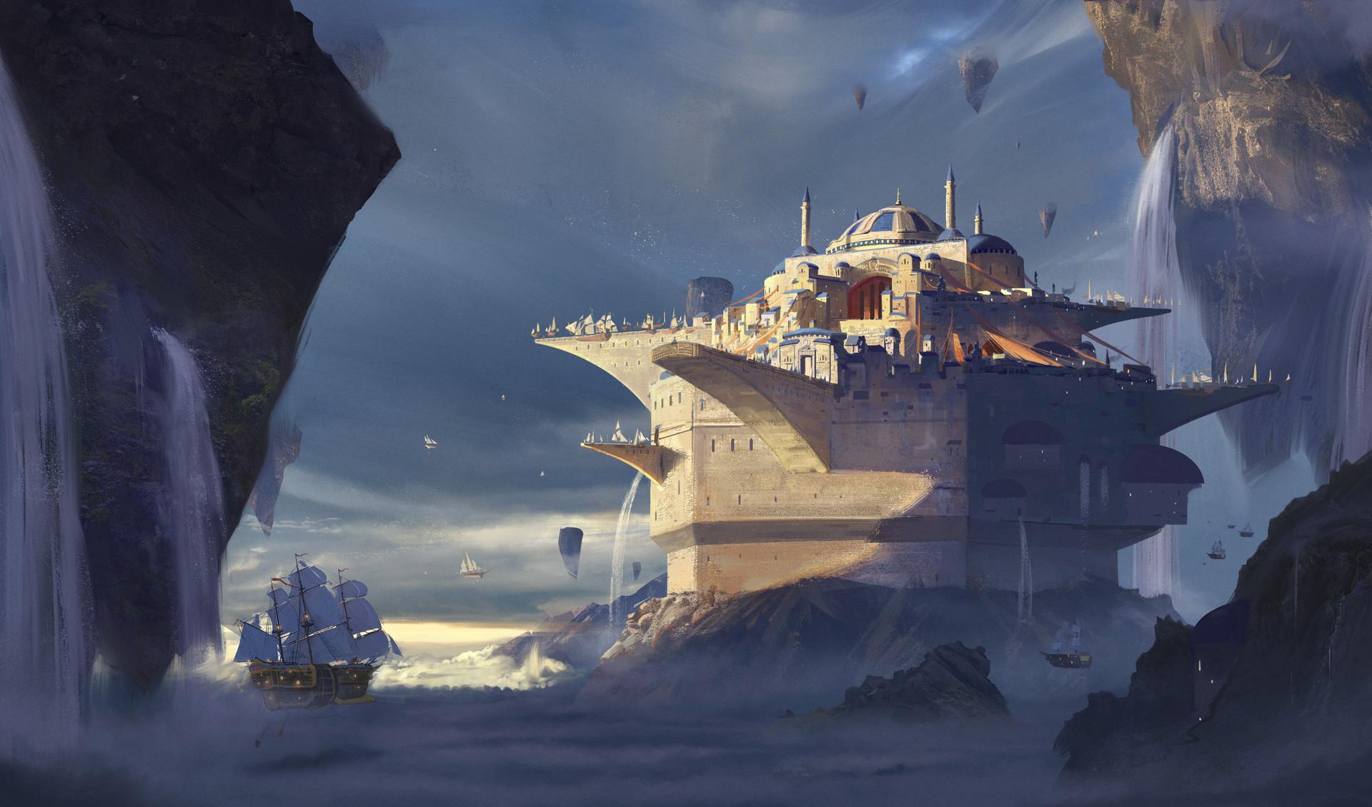Jonas hassibi trading harbour