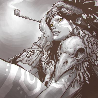 Julian del rey druid2