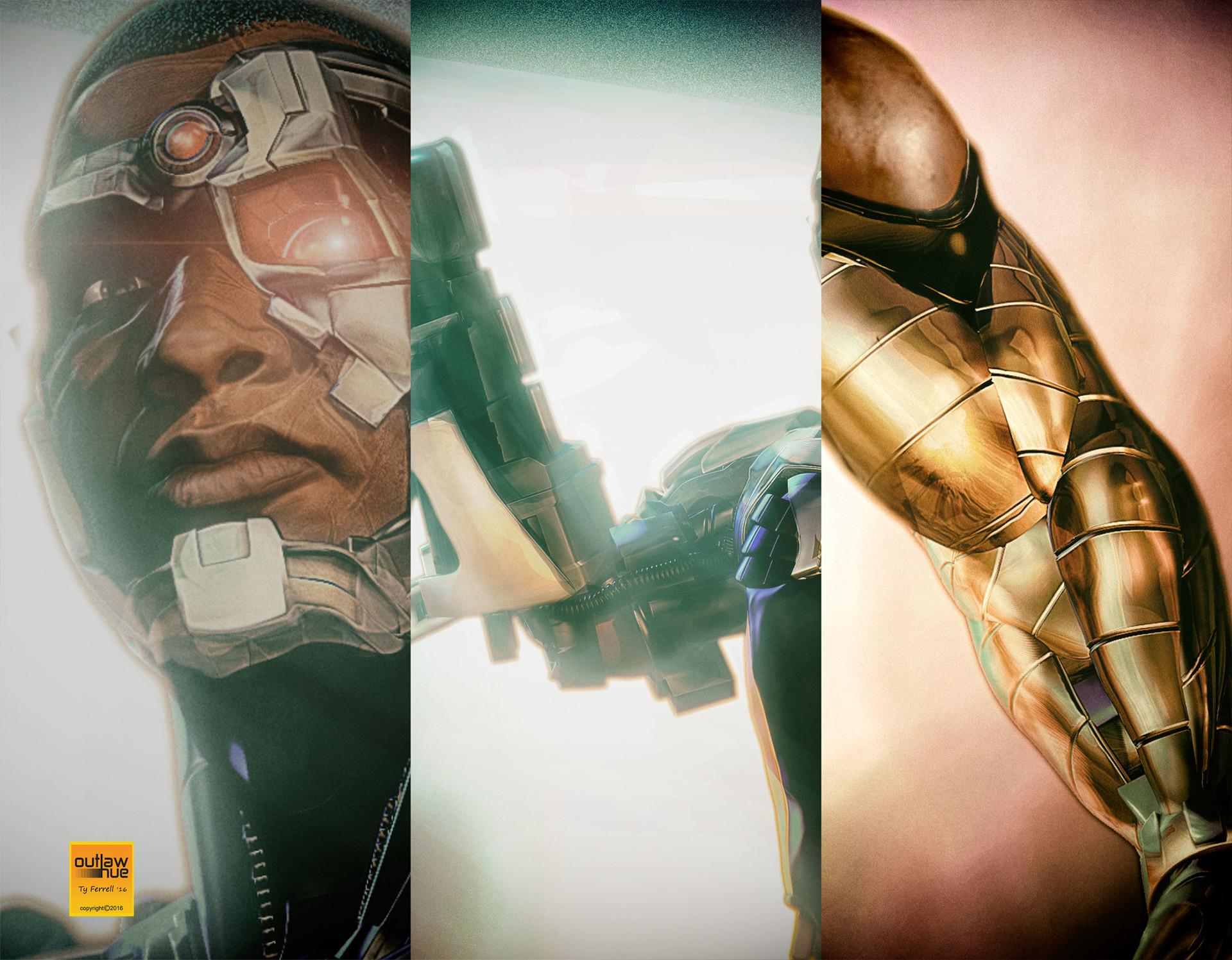 Ty ferrell cyborgproc1