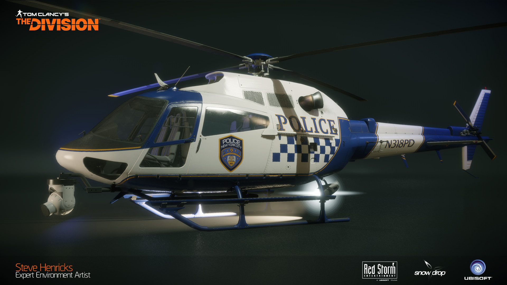 Steve henricks policeheli01