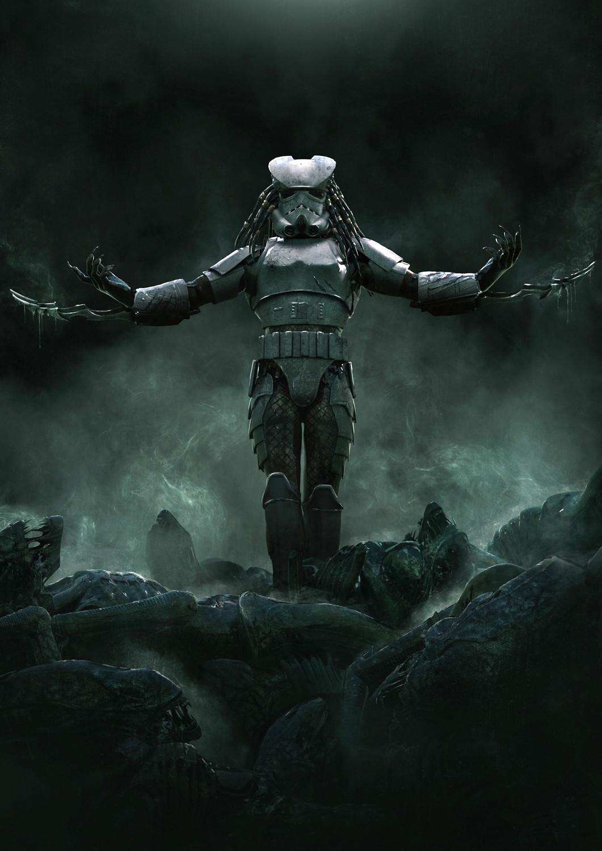 The Yautjatrooper