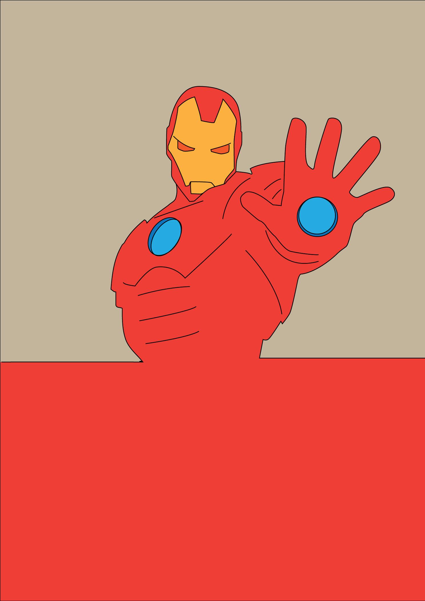 Akshay Kumar Iron Man Wallpaper