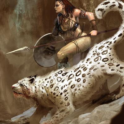Saad irfan girl barbarian