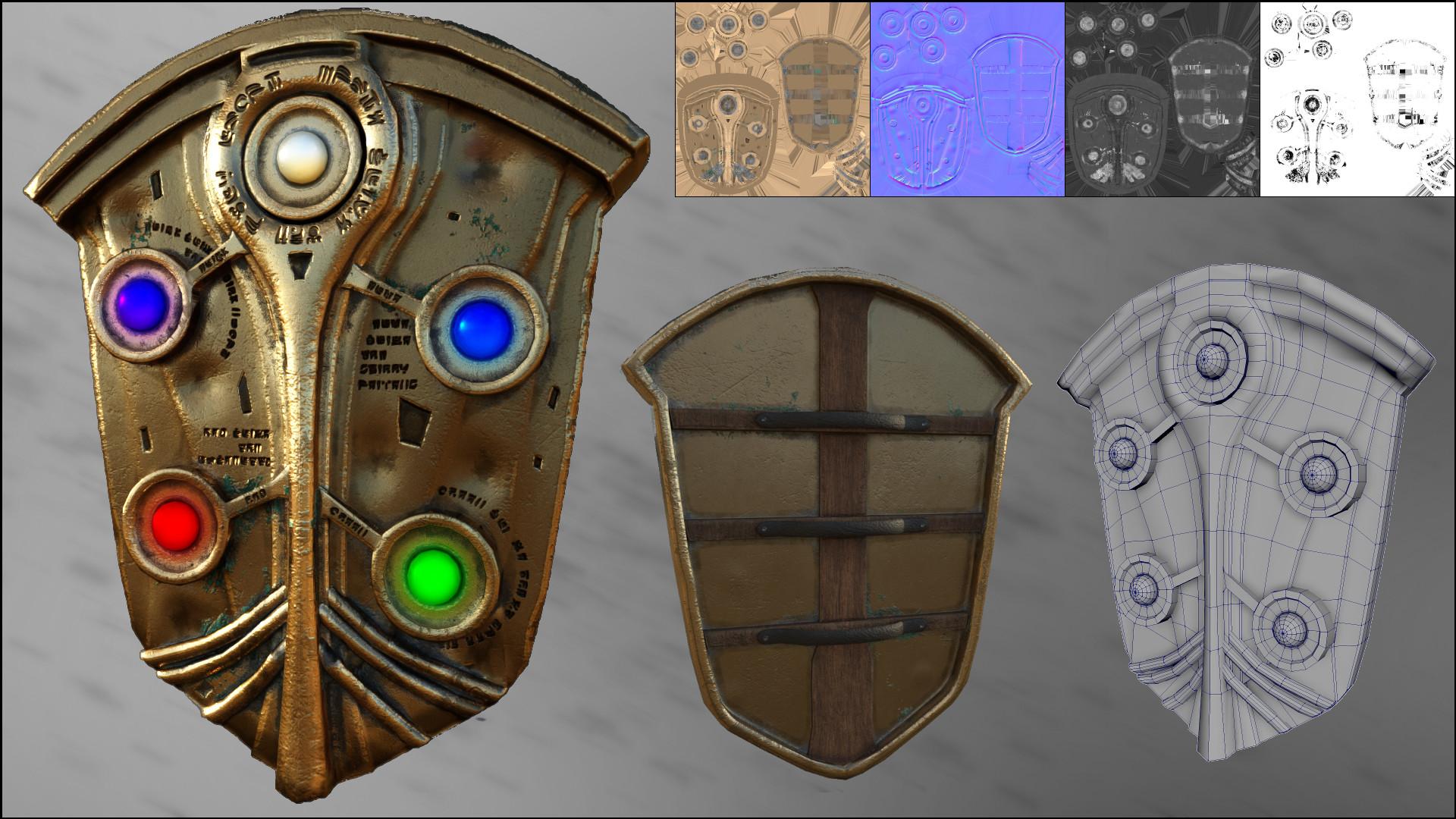 Shield Composite