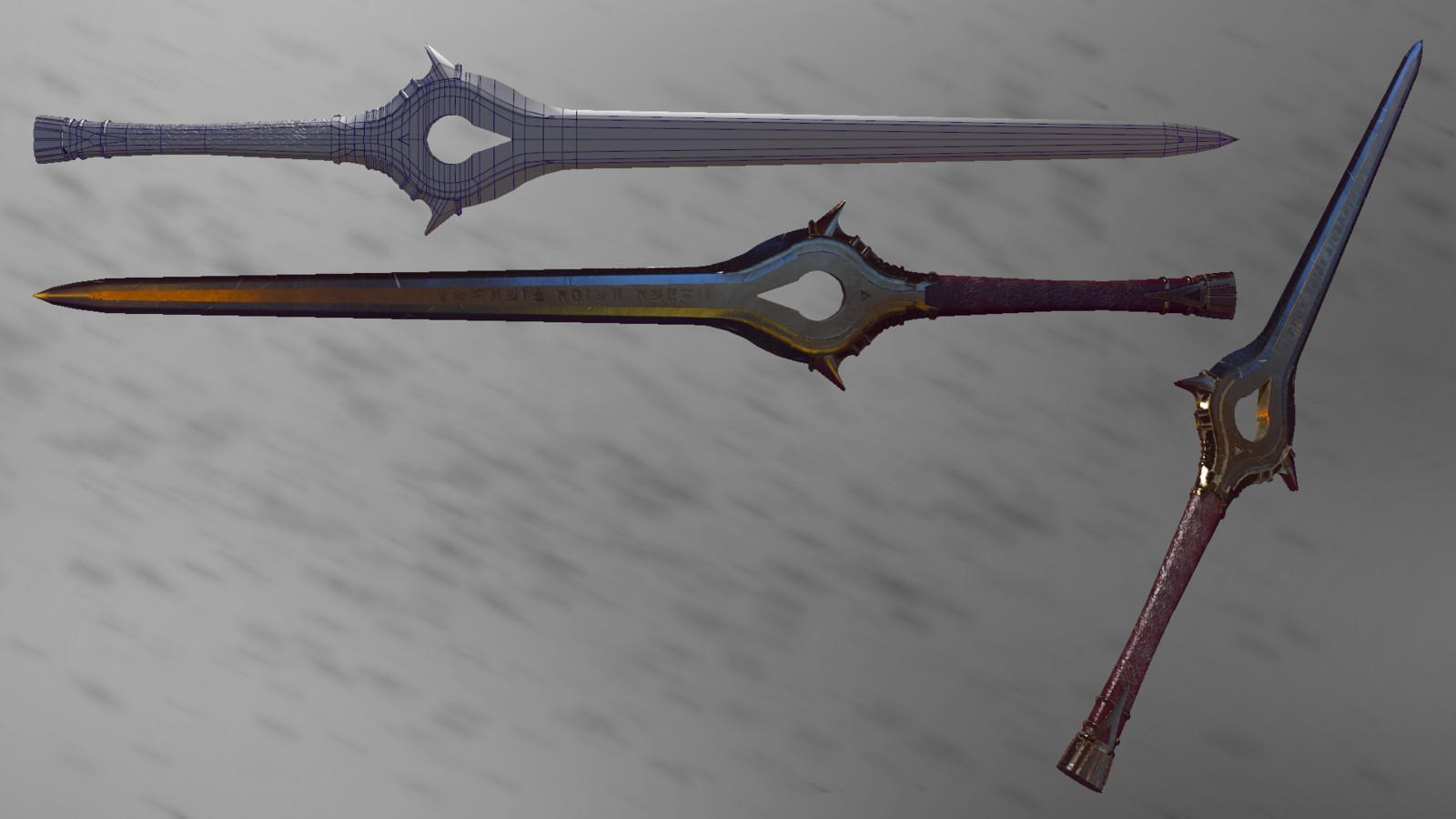 Sword Composite