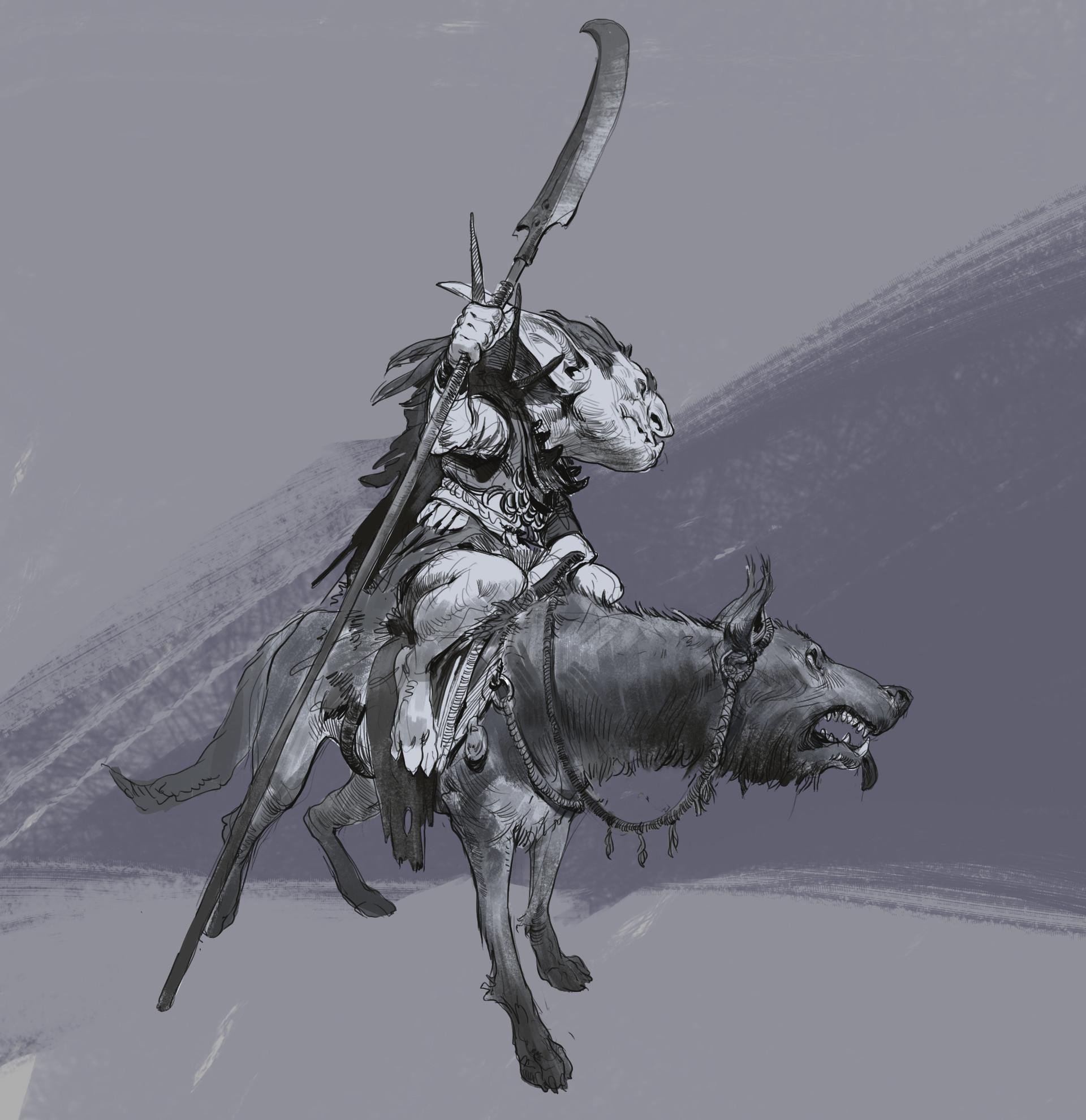 Even amundsen 111 the rider