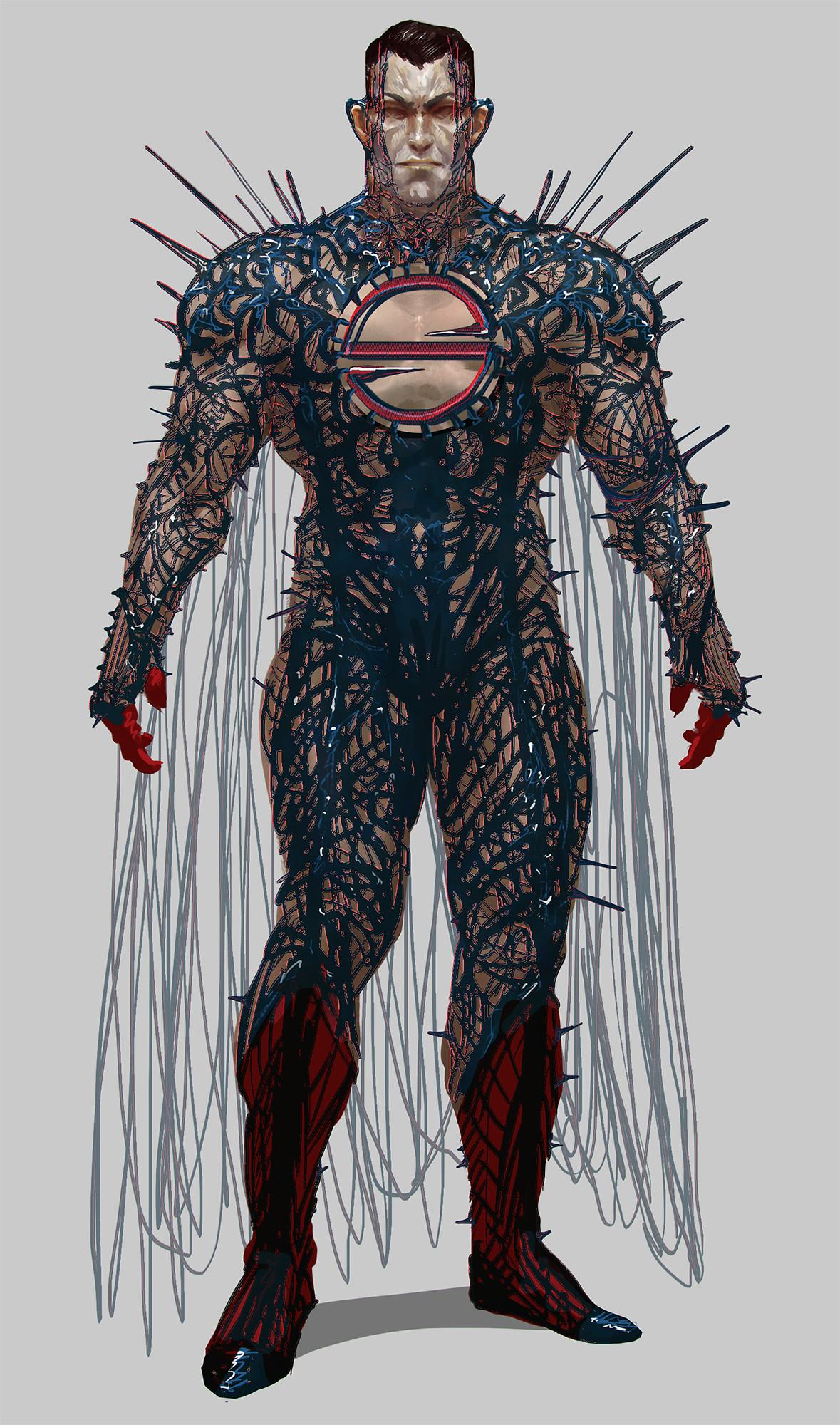 Chenthooran nambiarooran superman8 ananke
