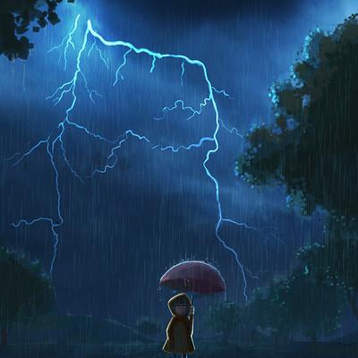 Maia zeidan thunder