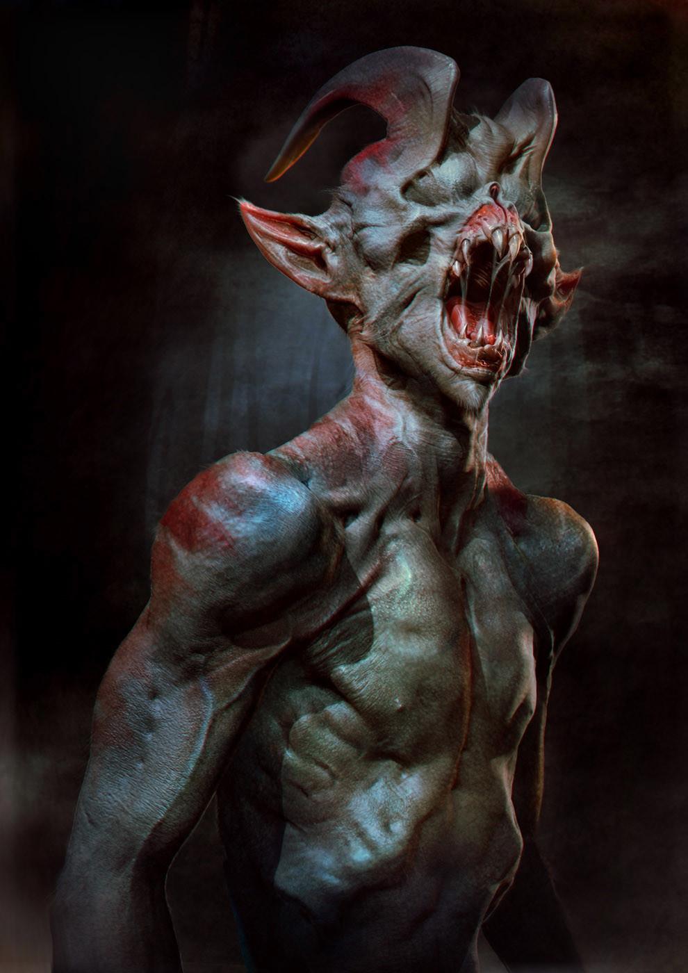 Demonic Imp
