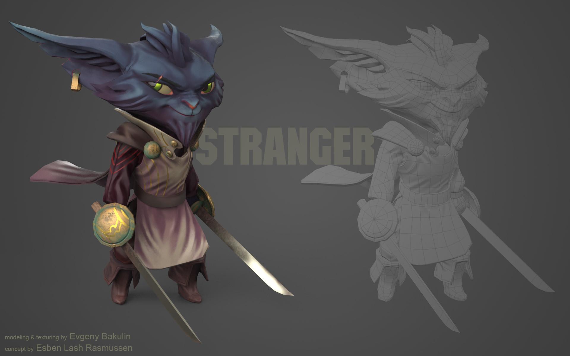 Evgeny bakulin stranger 1
