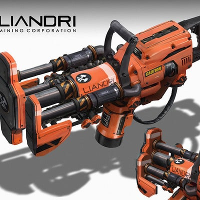 Eddie mendoza unreal tournament impact hammer