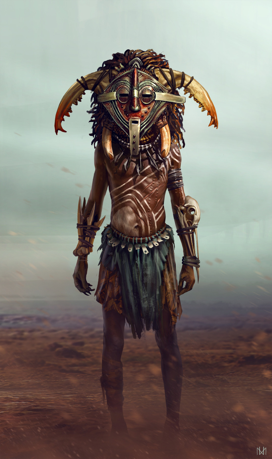 Nagy norbert shaman2