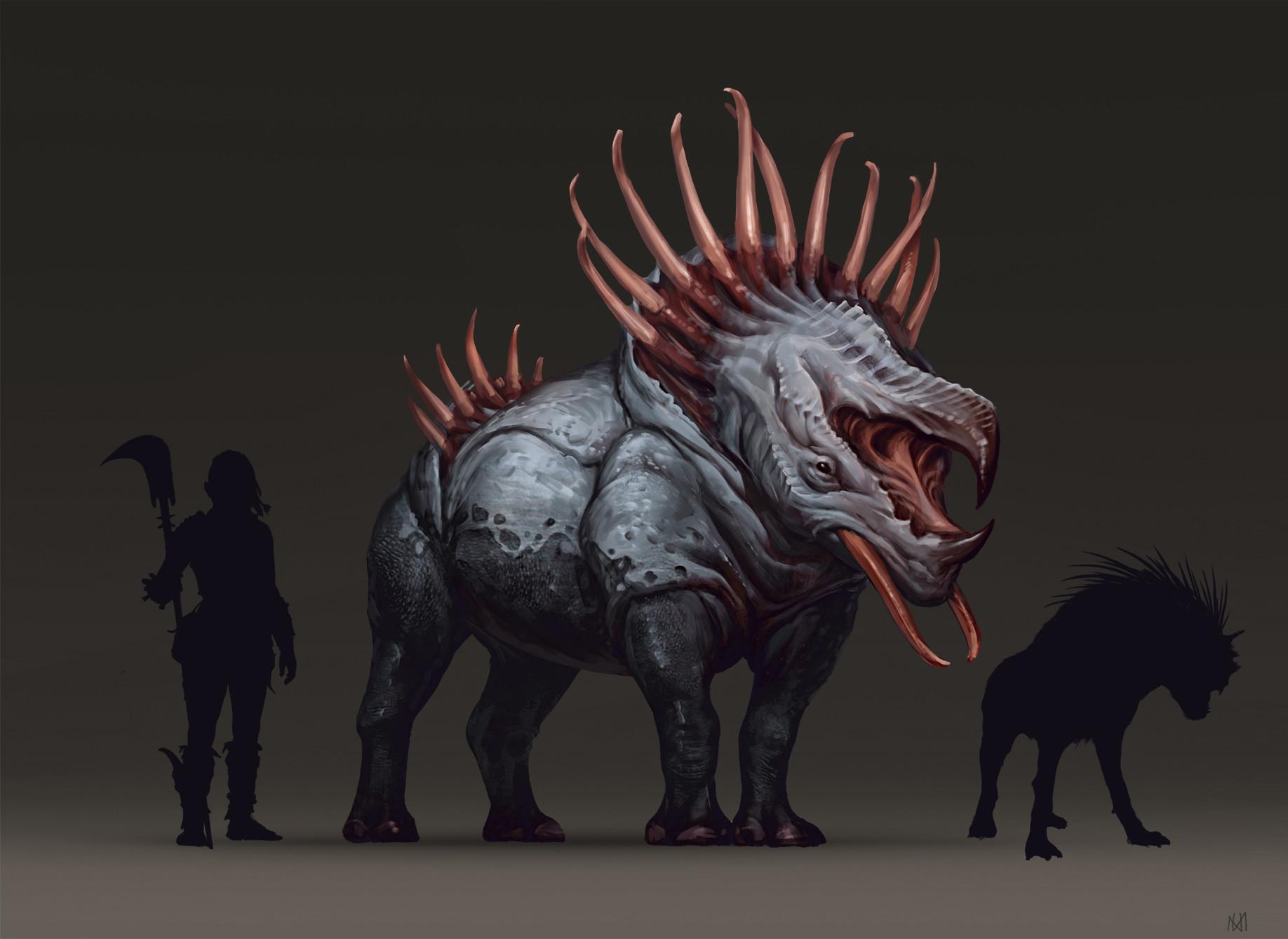 Nagy norbert hrino creature