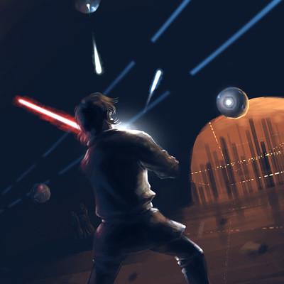 Gabriel victor star wars 01