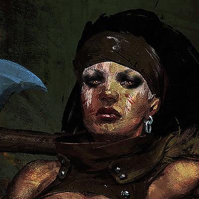 Igor kieryluk barbarian chick