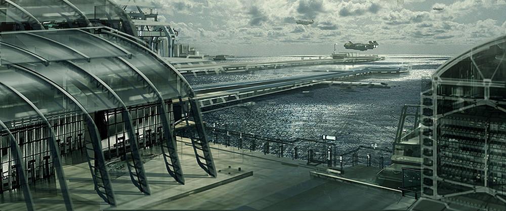 Artstation Halo 4 Landfall Rolf Mohr