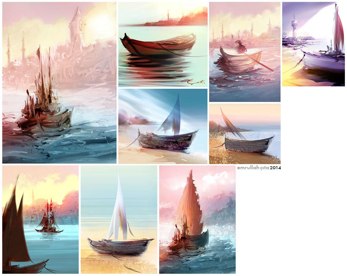 Emrullah cita boats