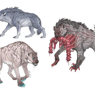 Eddie liu hyena