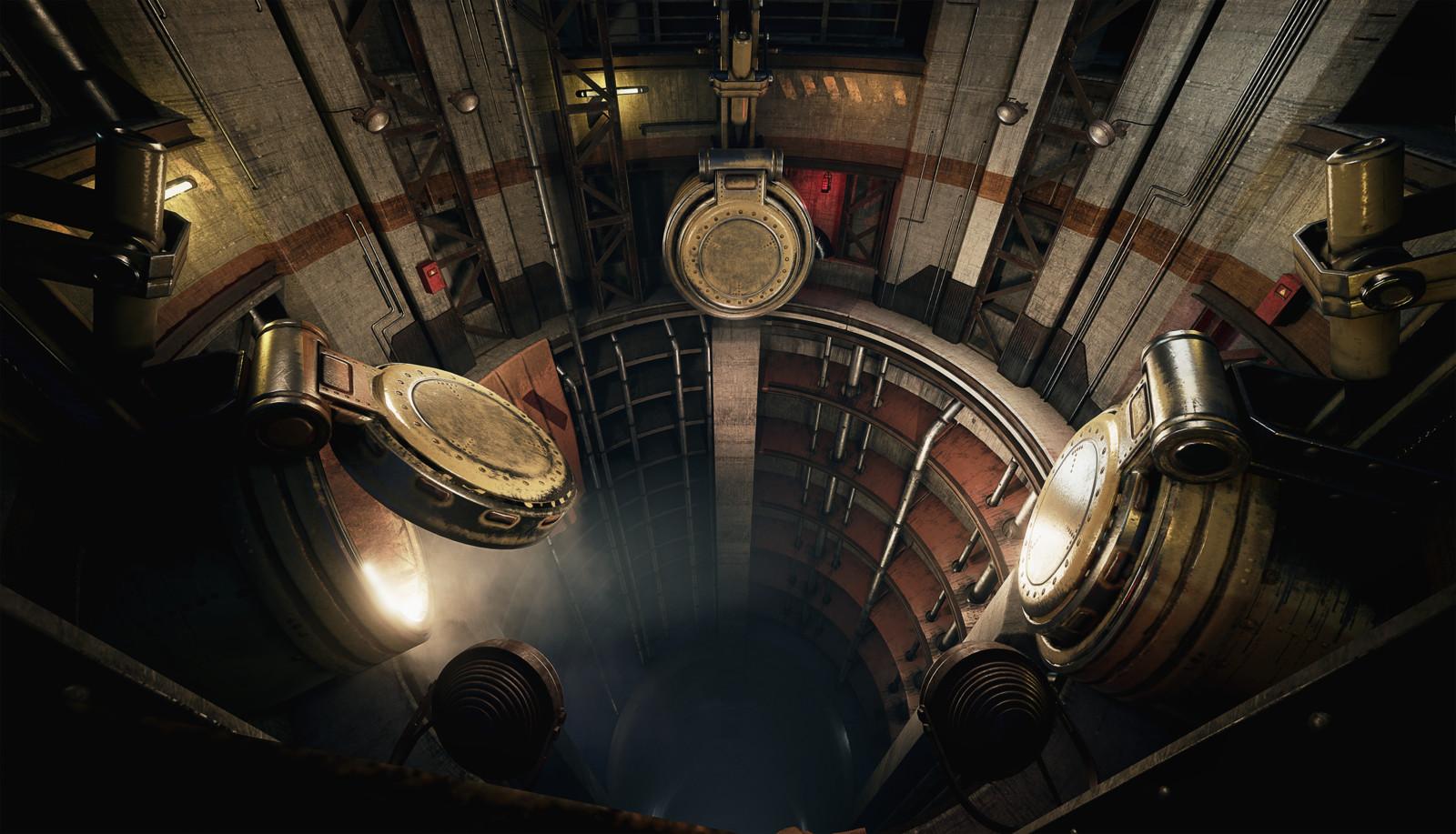 Artstation 3D environment challenge