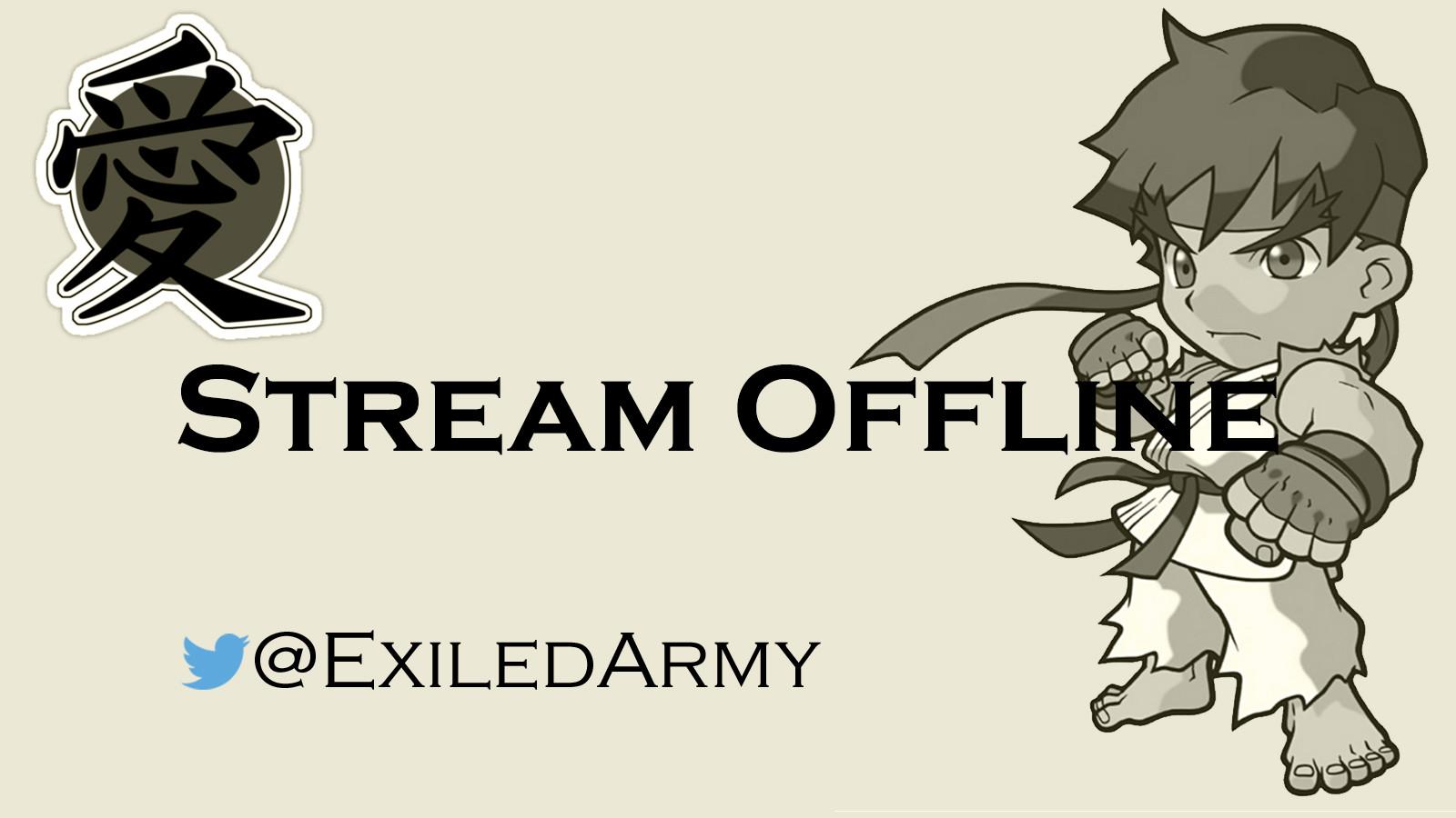 Joe cove offline banner exiledarmy
