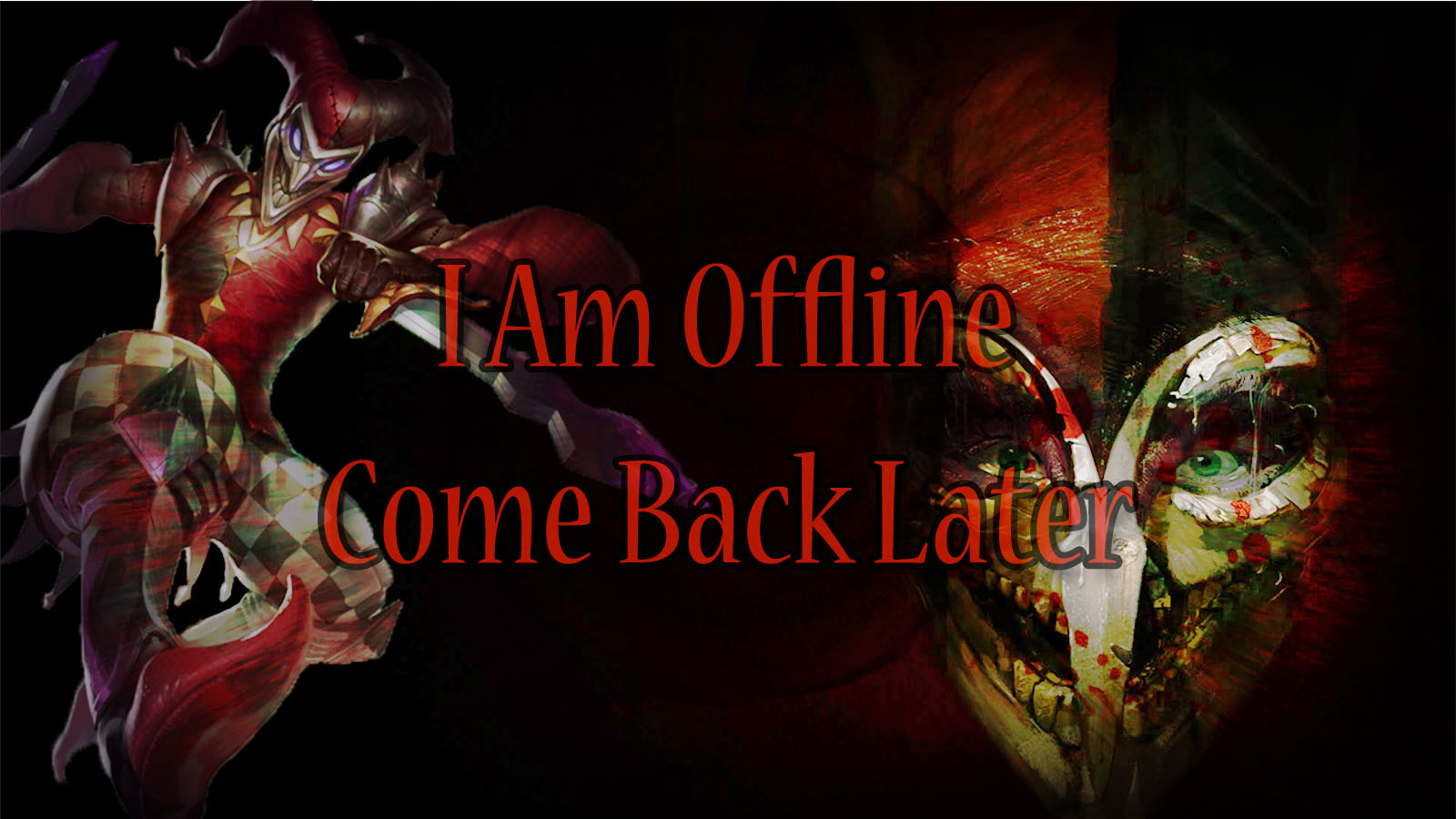 Joe cove offline banner shaco