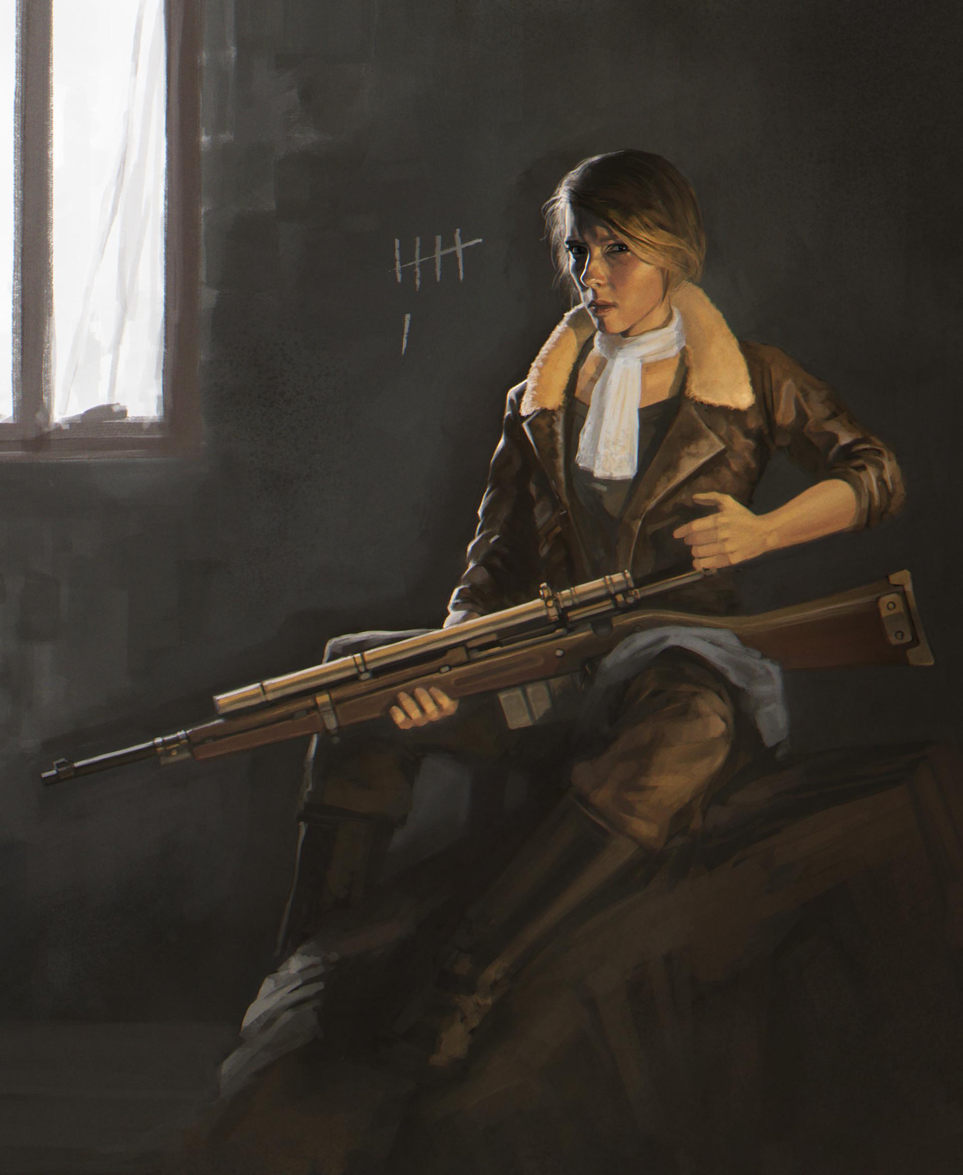 Kelvin liew ww1 sniper4