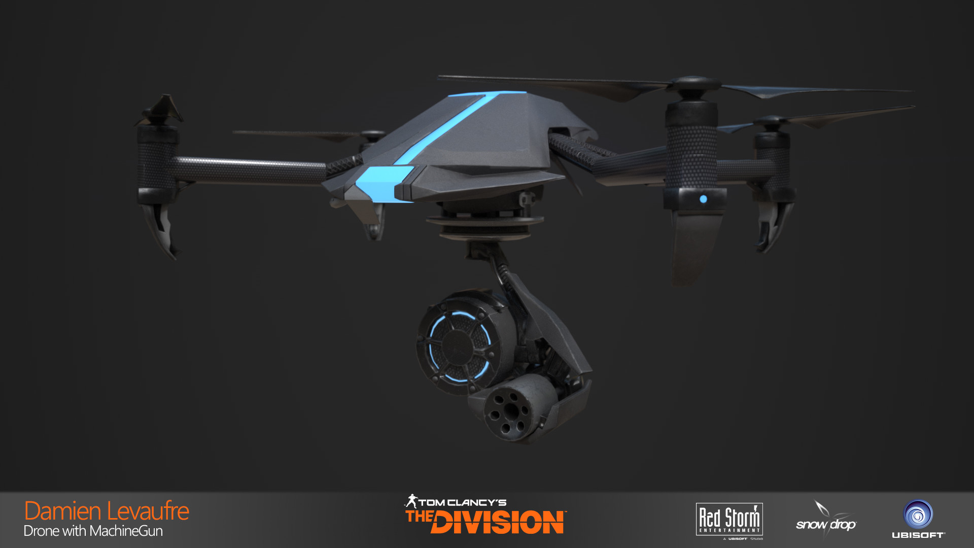 Damien levaufre drone 3 4 mg