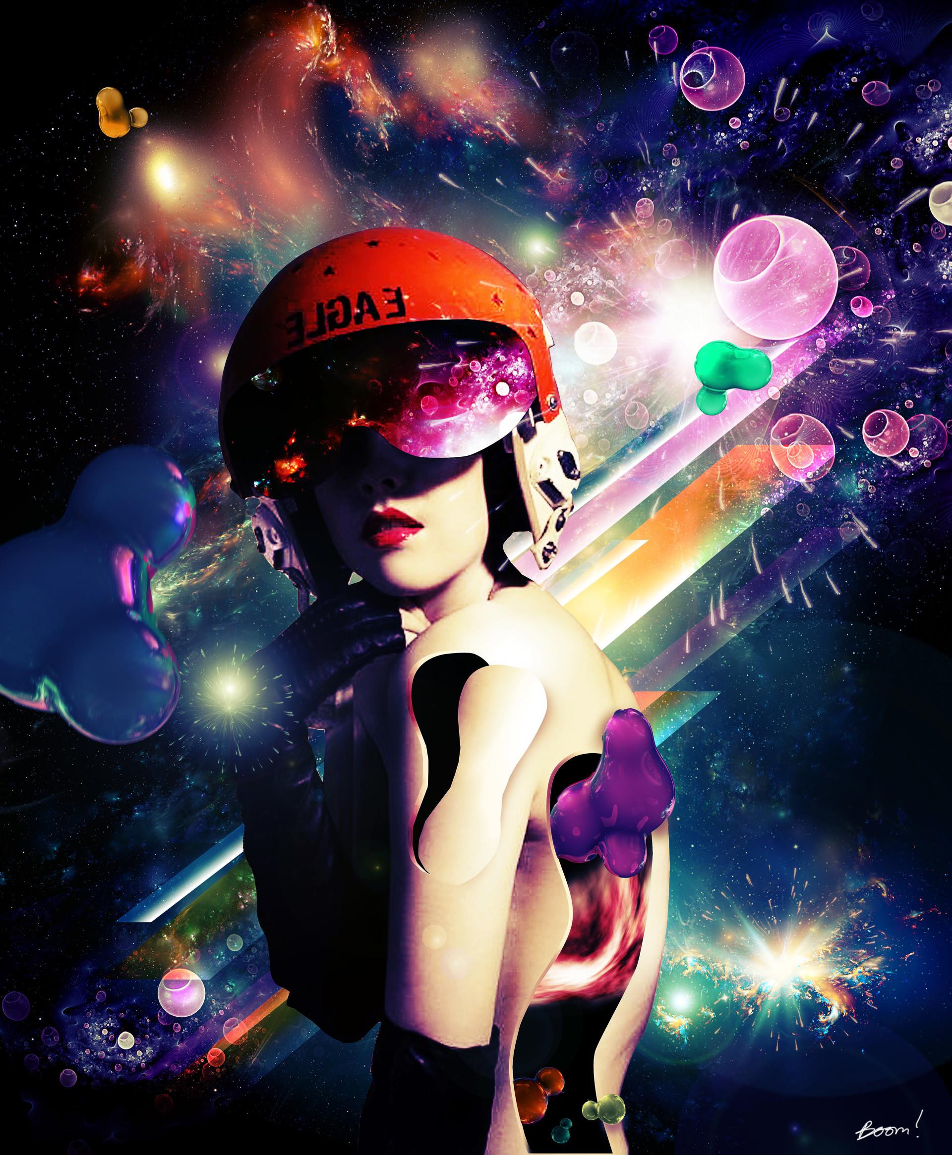 Obum asota nebula cosmo lady