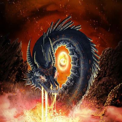 Genkis genkkis dragon by genkkis da2587h