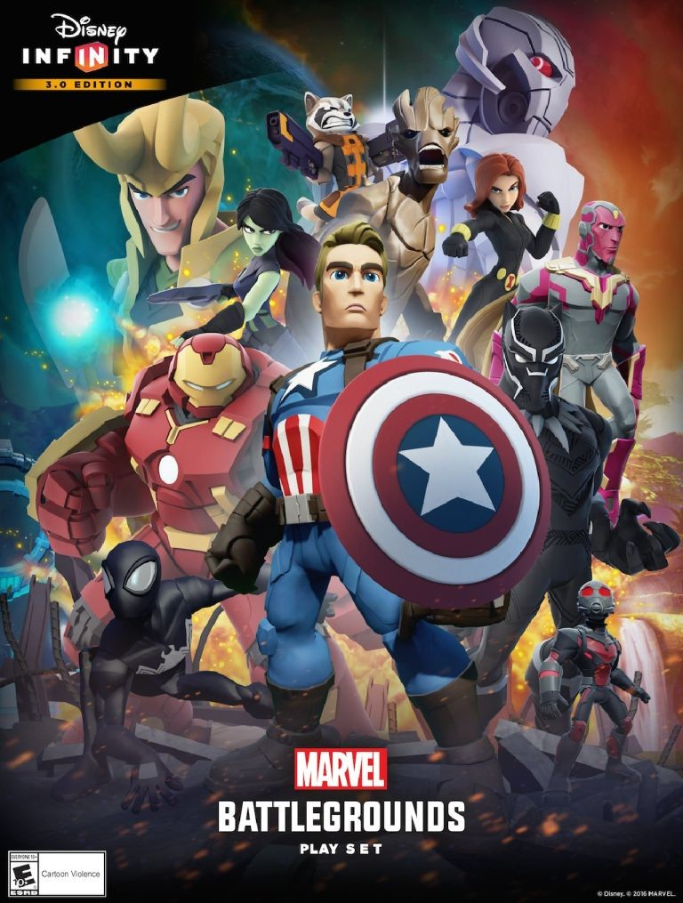 B allen disney infinity 30 marvel battlegrounds pay set poster 768x1015