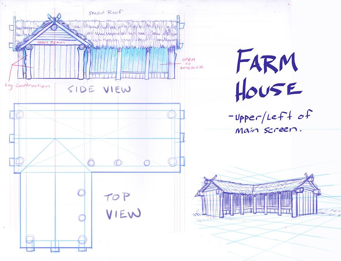 Pat bollin viking farm house