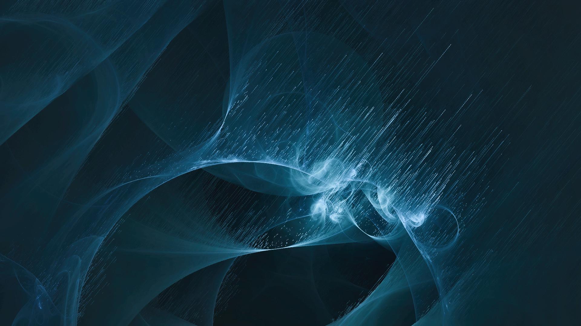 Kresimir jelusic robob3ar fractal rain 1