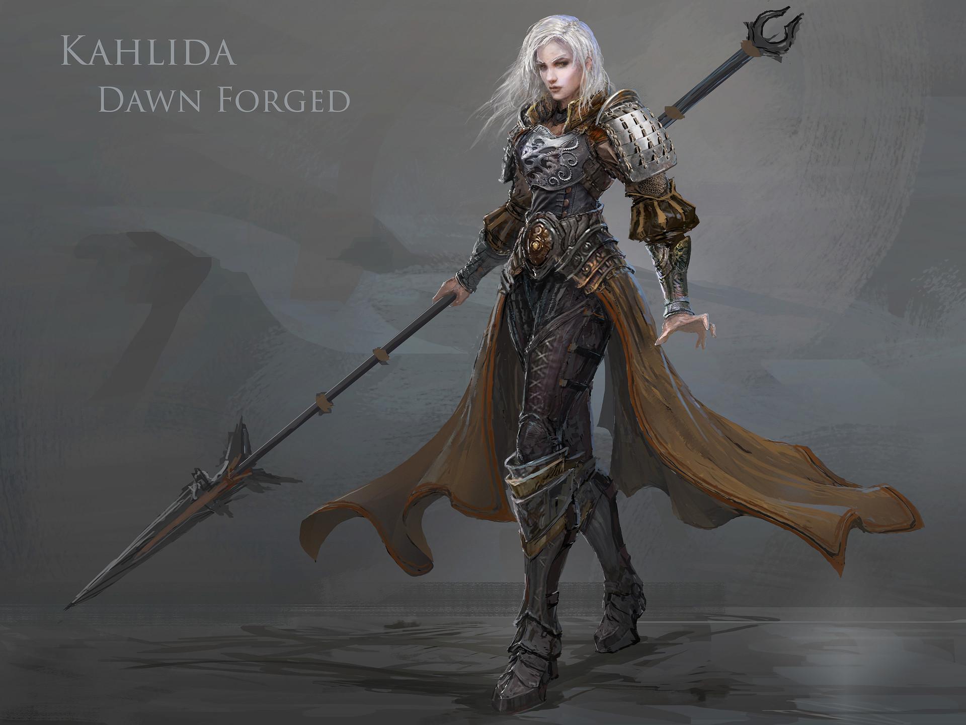 Kahlida Dawnforged