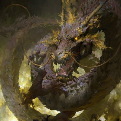 Ruan jia east dragon 2