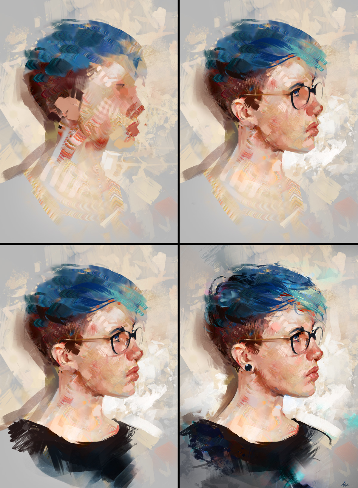 Aaron griffin sdfghjk process