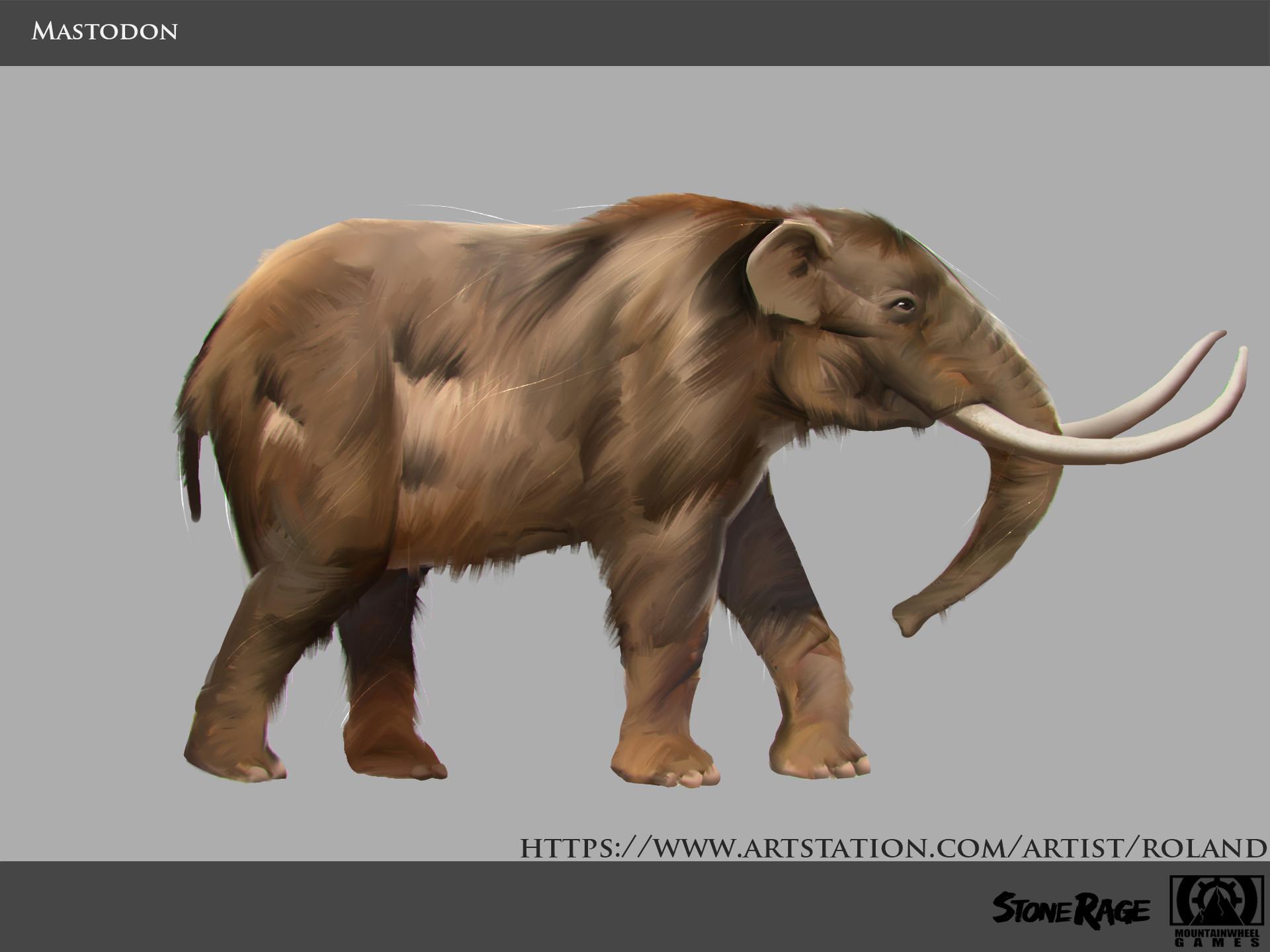 Lucaciu roland sr mastodon sta