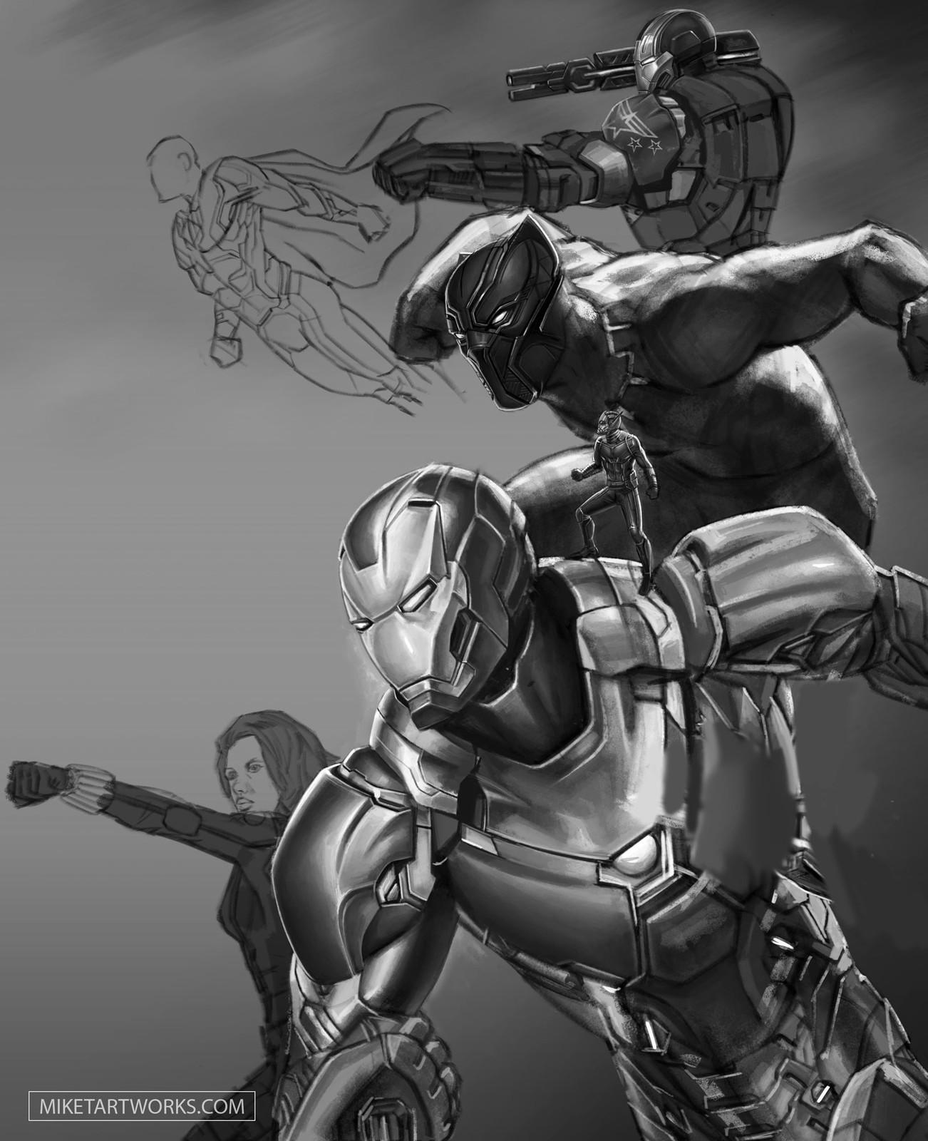 Working Grayscale 1 (Civil War)