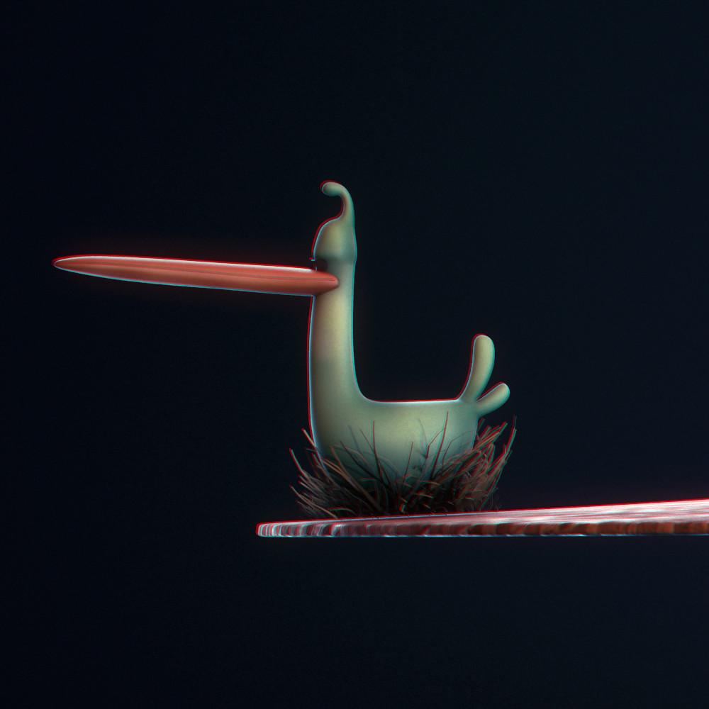Fabio wasques samurai bird