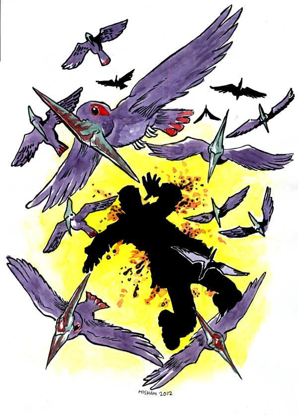 Bladefinch
