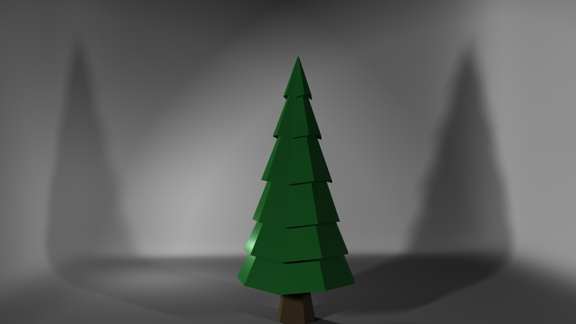 andrew marth tree - Polytree Christmas Tree