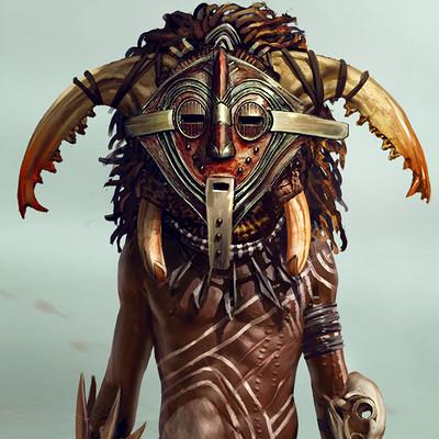 Evozon game studio shaman2
