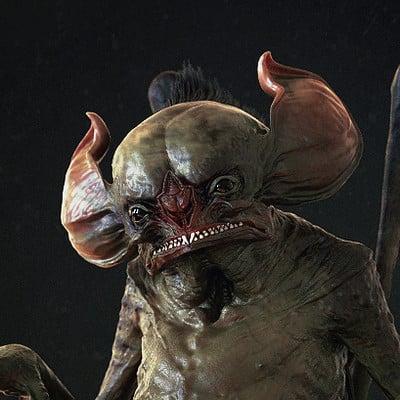Bat goblin